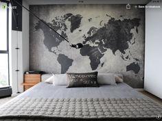 Loving the world map