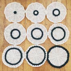 2016 in Crochet: Creative Exercises
