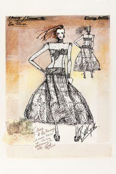 Bill Gibb design from the V&A   Flickr - Photo Sharing!