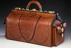 Original Doctor Bags - Edgar Leather.com