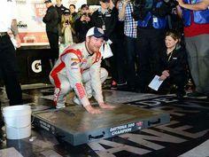 Earnhardt feels vindicated by Daytona 500 triumph Dale Earnhart Jr, Dale Earnhardt, Jill Jackson, Daytona 500 Winners, Win Or Lose, Southern Comfort, Nascar, Race Cars, Lazy Days