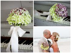 antique hydrangea bouquet #hydrangeas #weddingbouquet