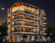 Redifice Maddox edge - Apartment in Jayamahal, Bangalore by Redifice Developers