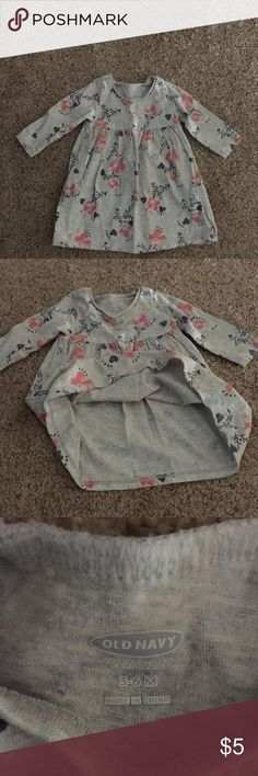 Cotton ON dress Smoke free home. Worn a few times. Looked super cute with jean leggings Old Navy Dresses