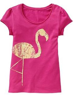 Haha I need a flamingo shirt like this