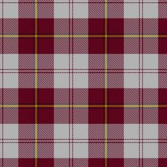 Information from The Scottish Register of Tartans #Cunningham #Burgundy #Tartan