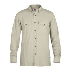 FJALLRAVEN Abisko Shade T-Shirt LS M Camiseta Hombre