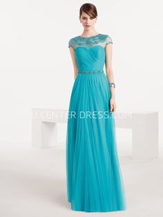 $126.19-Exquisite Kimberley   Blue Sweetheart Blue Elegant Evening Gown with Sleeves.  http://www.ucenterdress.com/exquisite-kimberley-prom-dress-pMK_300770.html.   Shop for affordable evening gowns, prom dresses, white dresses, party dresses for women, little black dresses, long dresses, casual dresses, designer dresses, occasion dresses, formal gowns, cocktail dresses . We have great 2016 Evening Gowns on sale now. #evening #gowns