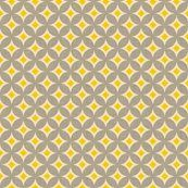 """DIAMOND CIRCLES"" Spoonflower Fabric by HOLLI ZOLLINGER"