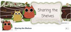 Sharing the Shelves; list of librarian blogs