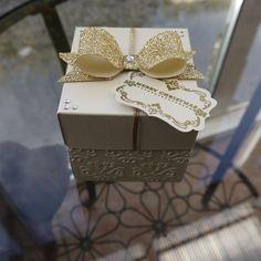 Exploding Christmas Box