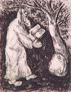 Josie y la piedra de Siquem, 1931