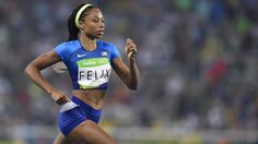Allyson Felix, U.S. women win gold medal in 4x400-meter relay at Rio Olympics