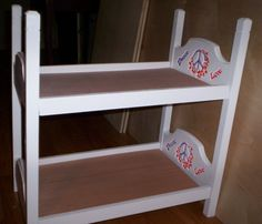 Bunk Bed made for American Girl