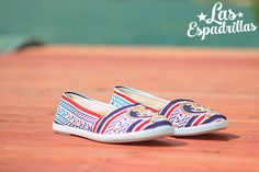 Slip ons Las Espadrillas made in Spain