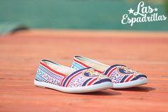 Slip ons Las Espadrillas made in Spain