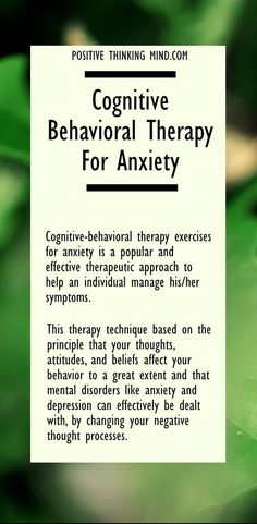 Natural Sleep Remedies, Natural Cures, Natural Health, Anxiety Therapy, Cognitive Behavioral Therapy, Cbt, Anxiety Relief, Coping Skills, Crossfit