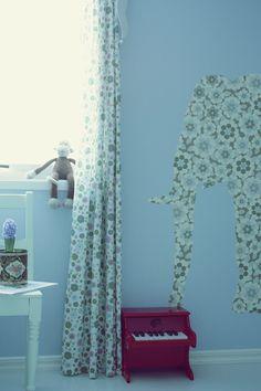 #curtains #gordijnen | Ralfefarfarsparadis