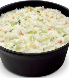 Sweet Chick-fil-A Cole Slaw, beloved to pair with one of the fast food chain's spicy fried chicken sandwiches, has been discontinued. Luckily, Chick-fil-A has released the original recipe a Chick Fil A Coleslaw Recipe, Kfc Cole Slaw Recipe, Copycat Kfc Coleslaw, Coleslaw Recipe Easy, Cracker Barrel Copycat Recipes, Spicy Fried Chicken, Slaw Recipes, Comida Latina, Restaurant Recipes
