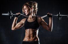 Conheça os benefícios da musculação feminina!