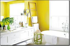 Yellow walls