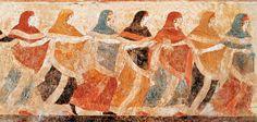 historia del traje: 05. Creta Etruria Iberia