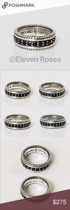 I just added this listing on Poshmark: Scott Kay Sterling Silver Black Sapphire Band Ring. #shopmycloset #poshmark #fashion #shopping #style #forsale #Scott Kay #Other