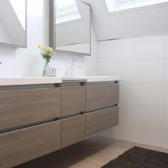 Floating Bathroom Vanities | Floating Vanity | Bathroom Reno