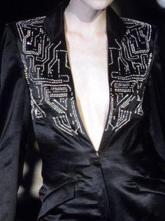 Givenchy F/W 1999.