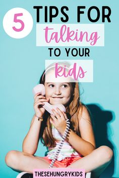 These are the best ways to have a meaningful conversation with your kids from a speech language therapist Sibling Relationships, Communication Relationship, Meaningful Conversations, Strong Family, School Readiness, Language Development, I Can Do It, Family Traditions, I School