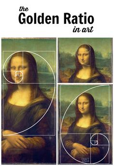 The Golden Ratio in Art is One of the Coolest Things You'll Ever Encounter · Craftwhack Fibonacci Golden Ratio, Fibonacci Spiral, Fibonacci Number, Painting Lessons, Art Lessons, Golden Ratio In Design, Golden Ratio In Nature, Sacred Geometry Meanings, Paar Illustration