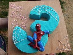 50 Best Spiderman Birthday Cakes Ideas And Designs Baby Boy Birthday, 3rd Birthday Parties, Birthday Ideas, Happy Birthday, Birthday Celebrations, Third Birthday, Birthday Wishes, Spiderman Birthday Cake, Birthday Cakes
