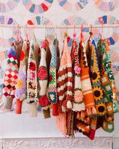 Crochet Woman, Love Crochet, Crochet Motif, Beautiful Crochet, Crochet Yarn, Crochet Stitches, Crochet Jacket, Crochet Cardigan, Sewing Patterns