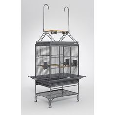 Avian Adventures Mediana Play Top Bird Cage & Reviews | Wayfair