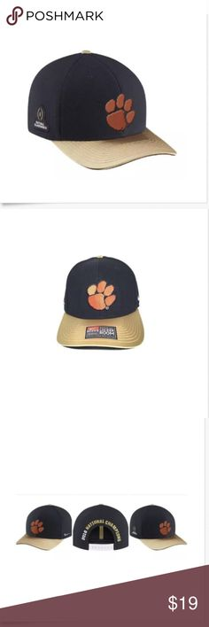 Nike Official Locker Room Clemson 2016 Hat Nike Official Locker Room Clemson  2016 National Championship Hat 36bac6f454f