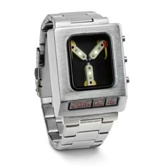 flux capacitor wrist watch!