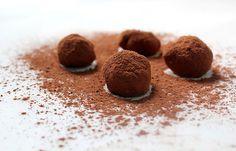 chocolate truffles by pastryaffair, via Flickr