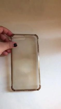 Diy Crafts For Home Decor, Diy Crafts Hacks, Diy Arts And Crafts, Diy Coque, Make A Phone Case, Diy Graduation Gifts, Paper Box Template, How Do You Clean, Life Hacks For School