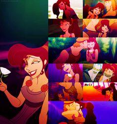 Megara (Hercules) I won't say I'm in love :$