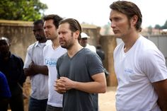 Mads in Africa for Refugees United