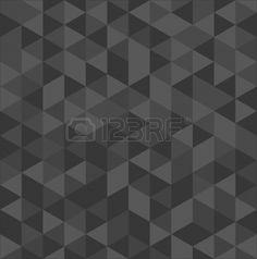 Insolite vintage gris abstrait triangle seamless le fichier pos pour l dition facile  Banque d'images