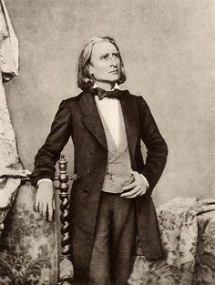 Franz Liszt (1811-1886) was a virtuoso pianist and best known as a composer of piano works. In later life he took inspiration from writers and poets, pioneered the symphonic poem and new methods of thematic development. His most popular work is the Hungarian Rhapsody No.2.