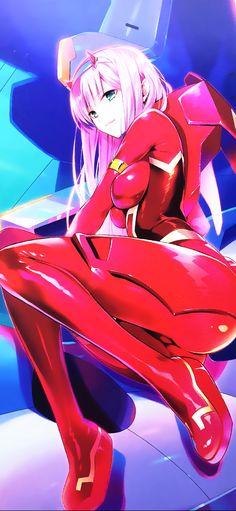 So hot Zero two suit-darling in the franxx Fanart Manga, Manga Anime, Anime Art, Anime Guys, Zero Two, Beautiful Anime Girl, Darling In The Franxx, Manga Comics, Illustrations And Posters