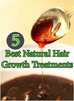 Natural Hair Growth Treatments That Actually Work It doesn't matter what your age is, your hair falling and thinning out is never a welcome feeling! There are a number of natural hair growth treatments which if religiously followed can treat falling and thinning hair very well.