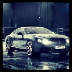 New car..