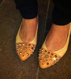 My Givenchy studded shoes