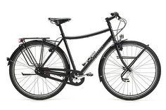 Wanderer. Espectaculares bicicletas alemanas de cicloturismo.