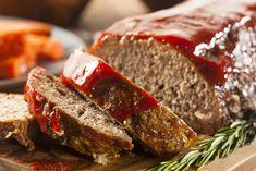 Best Meatloaf You've Ever Had Leftover Meatloaf, Homemade Meatloaf, Best Meatloaf, Meatloaf Recipes, Turkey Meatloaf, Meatloaf Sauce, Bbq Turkey, Amish Meatloaf Recipe, Meatloaf Glaze