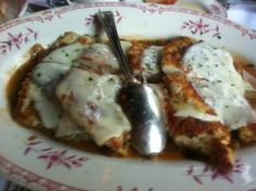 Maggiano's Restaurant Copycat Recipes: Chicken Saltimbocca
