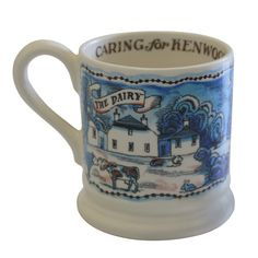 Emma Bridgewater Caring For Kenwood Mug